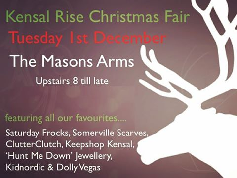 Lovely Scandi style knits and other treats at The Masons arms in Kensal Green tomorrow from 8pm🎄👍🏻🎅🏼 #xmasmarket #nordic #xmasgift #scandinavian #kidnordic