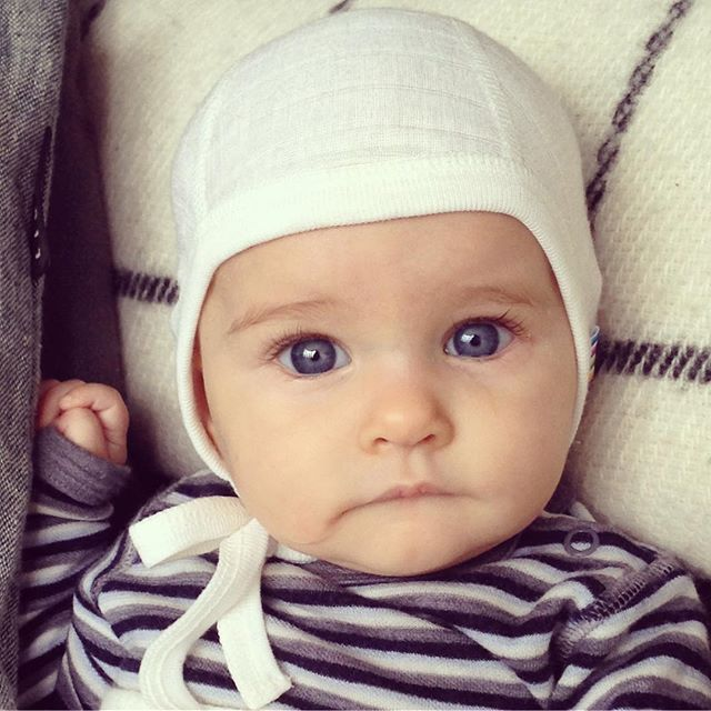 Our merino wool baby hats are the best for sensitive little heads. 100% natural, non itchy, super soft and sits in place! http://kidnordic.com/products/wool-helmet * * #wool #baby #kidsfashion #kidswear #babyclothes #babybump #scandinaviandesign #scandinavian #nordic #nordicdesign #hygge #hyggeligt #natural #ecofriendly #sustainable #sustainablefashion