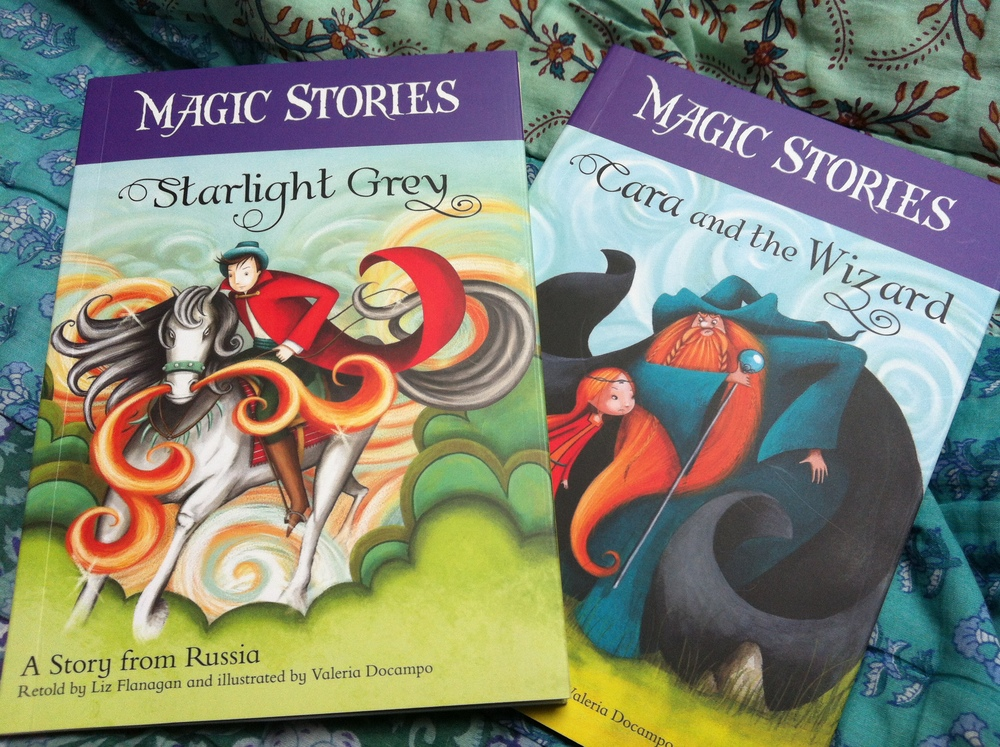 Starlight Grey & Cara and the Wizard covers