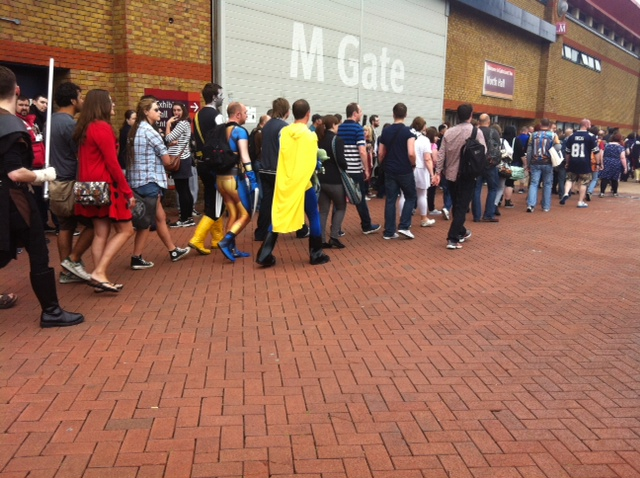 YALC queue-watching
