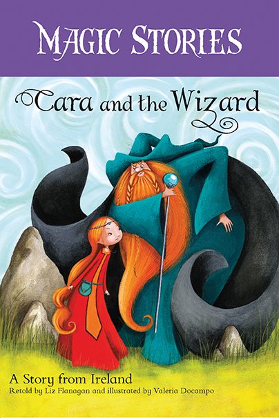 Starlight Grey & Cara and the Wizard