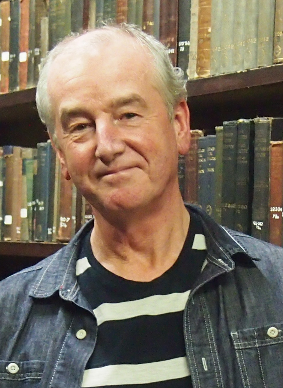 David Almond @ Lit & Phil, supplied by DA