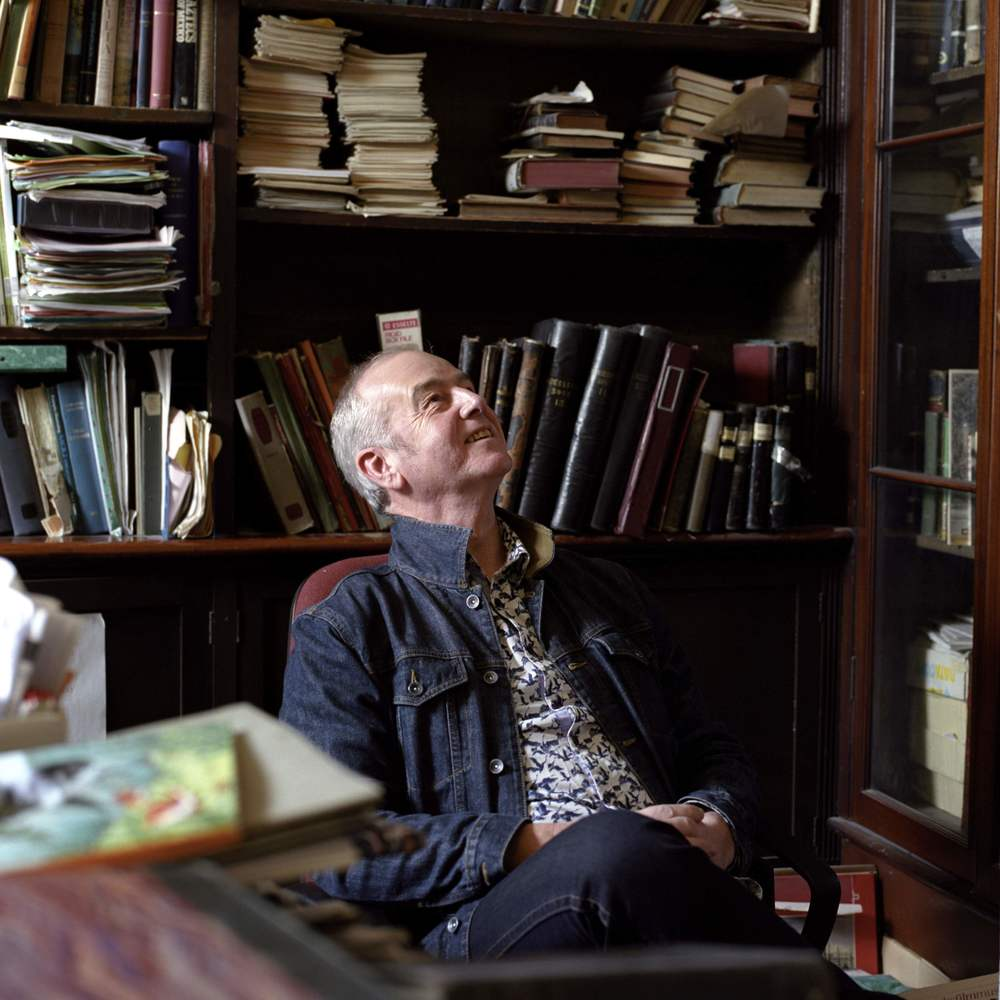 David Almond by Donna Lisa Healey