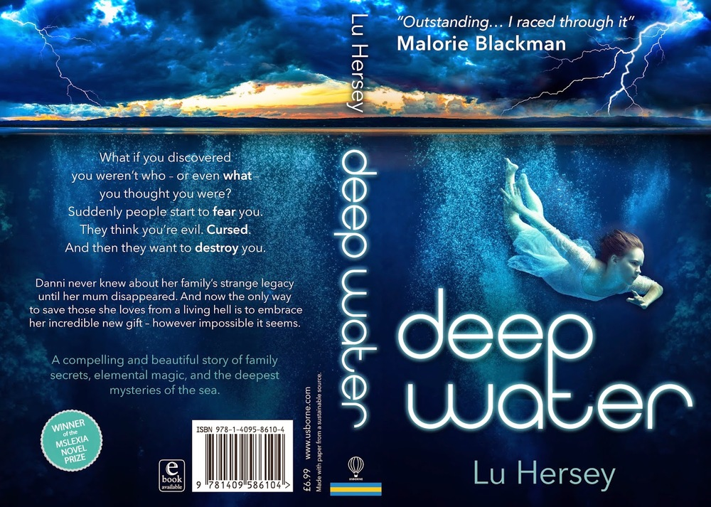 Deep Water, published by Usborne