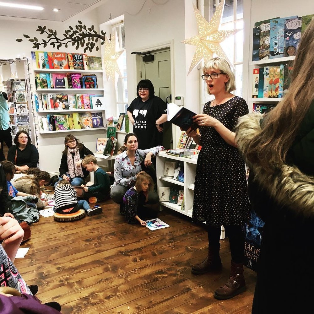 Liz book launch photo by Sian Rogers.JPG