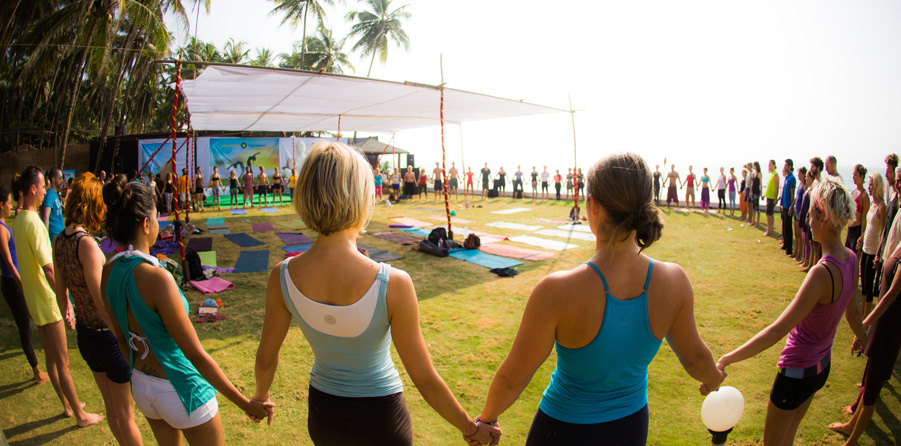 6 JAN to 11 JAN | 5 DAYS | INDIA YOGA FESTIVAL RETREAT