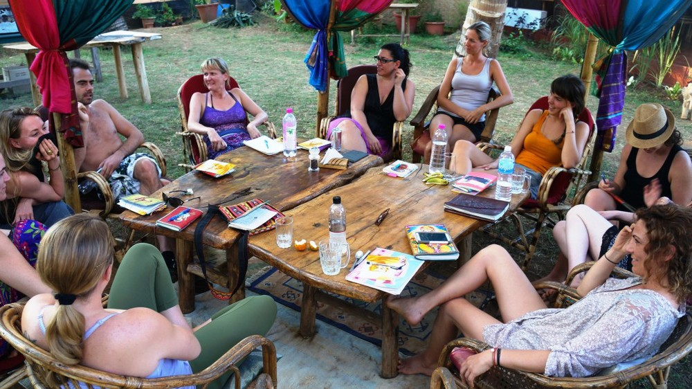 17 JAN TO 24 JAN | 7 DAYS | YOGA AND WRITING RETREAT BY LYN GIRDLER