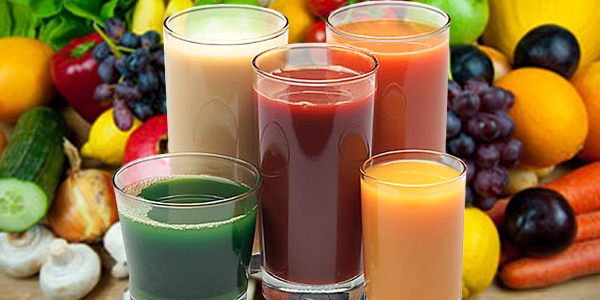 We believe that juicing is a powerful and efficient way to good health