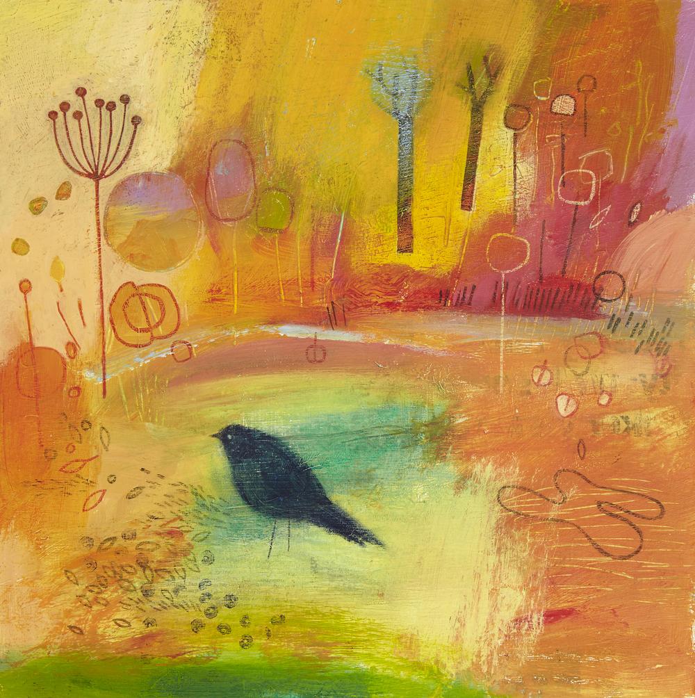 Just One Blackbird...