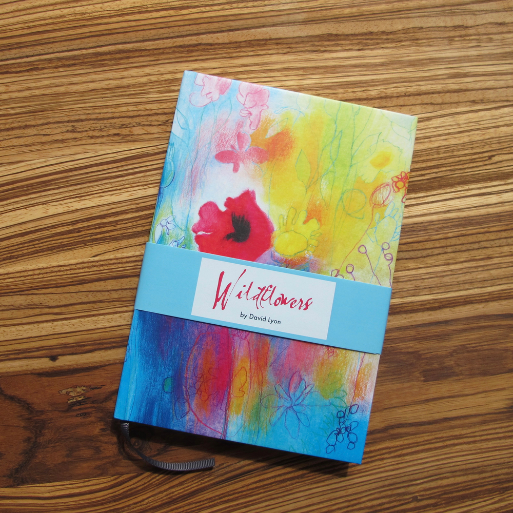 Hardback Journal - Wildflowers