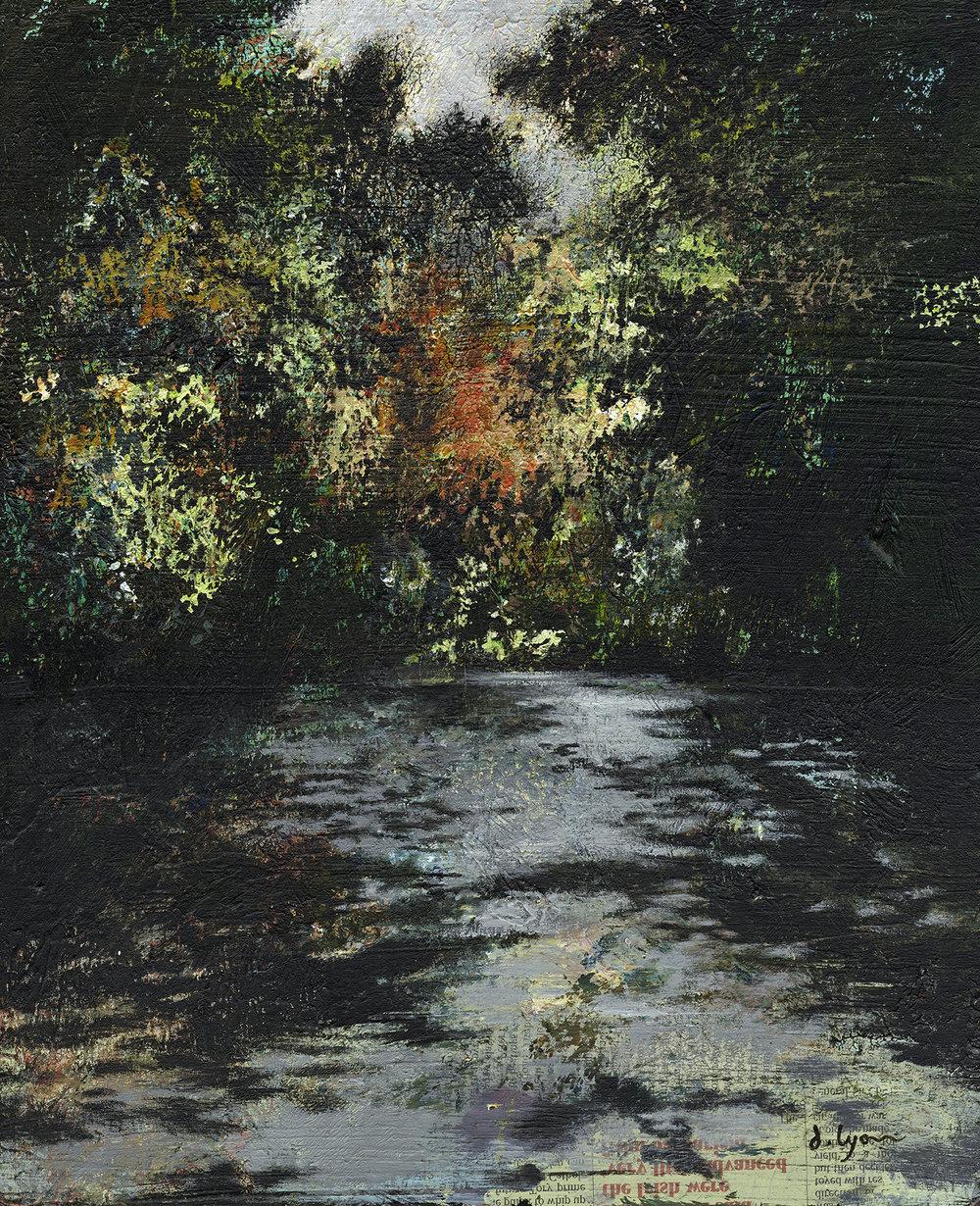 Sunlight on the Path