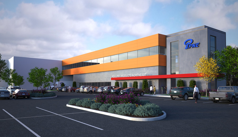 Poultry Products Northeast is looking toward a very bright future. The food distribution company… -