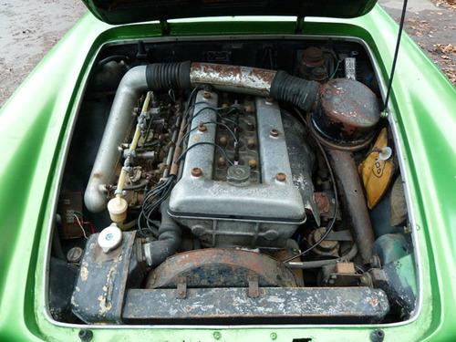 Black And White Garage 1963 Alfa Romeo 2600 Spider