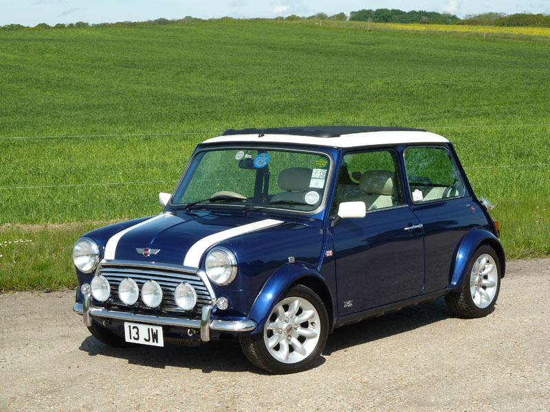 black and white garage 2000 rover mini cooper sport s works rh bwgarage com Mini Cooper S 2000 1998 to 2000 Mini Cooper