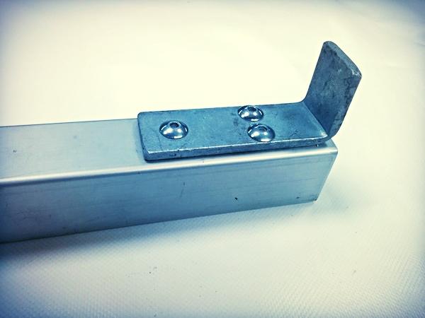 Shield's Purlin Rail