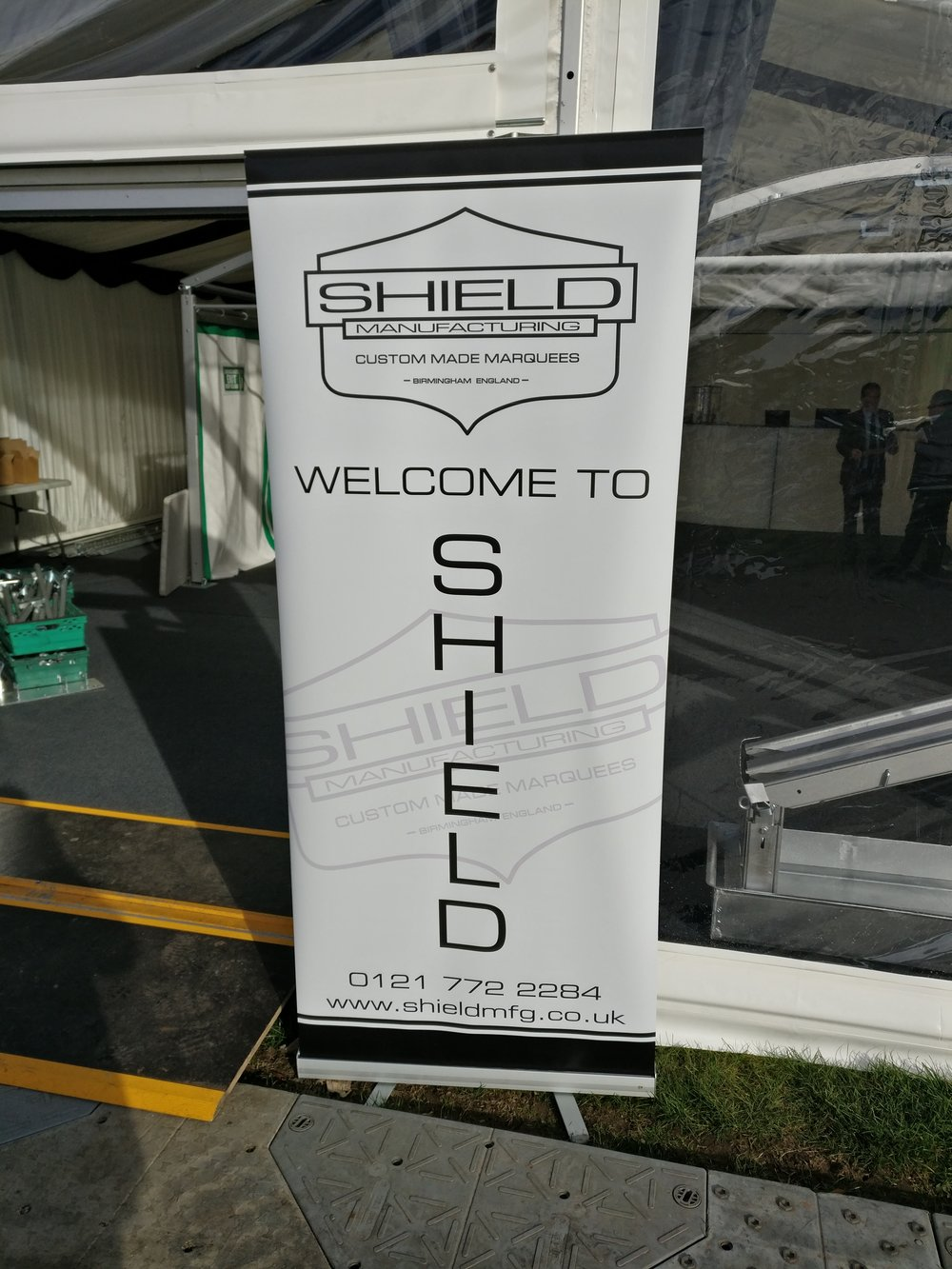 Shield's Banner