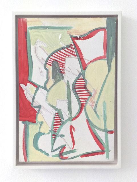 Sofia Leiby - Untitled (J.G.) #1a