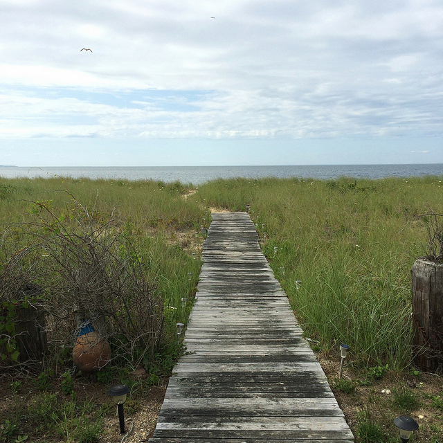 Navy Beach.