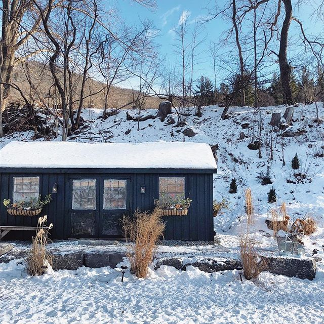 New Years bungalow ❄️