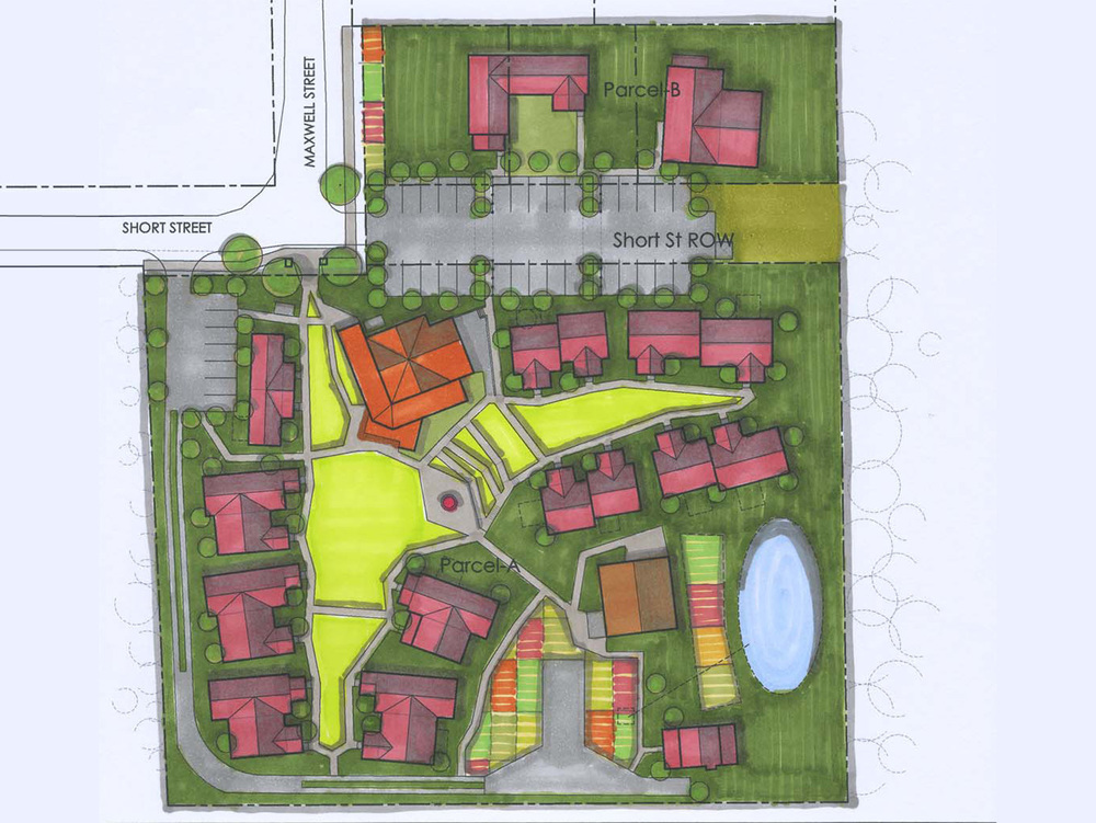 Bloomington CoHousing Neighborhood