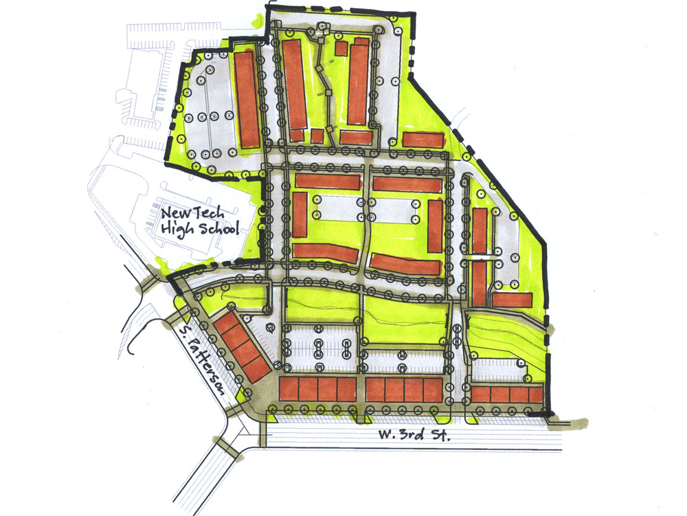 4A-Patterson and Third Site Plan.jpg