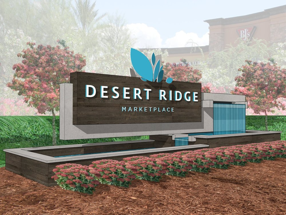 Desert Ridge Marketplace Pheonix, AZ Client: FRCH Design Worldwide