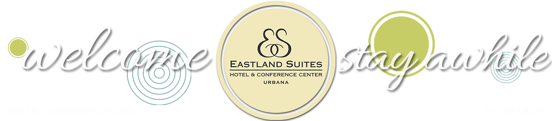 Eastland Suites Hotel & Conference Center | Hotels in Champaign-Urbana, IL