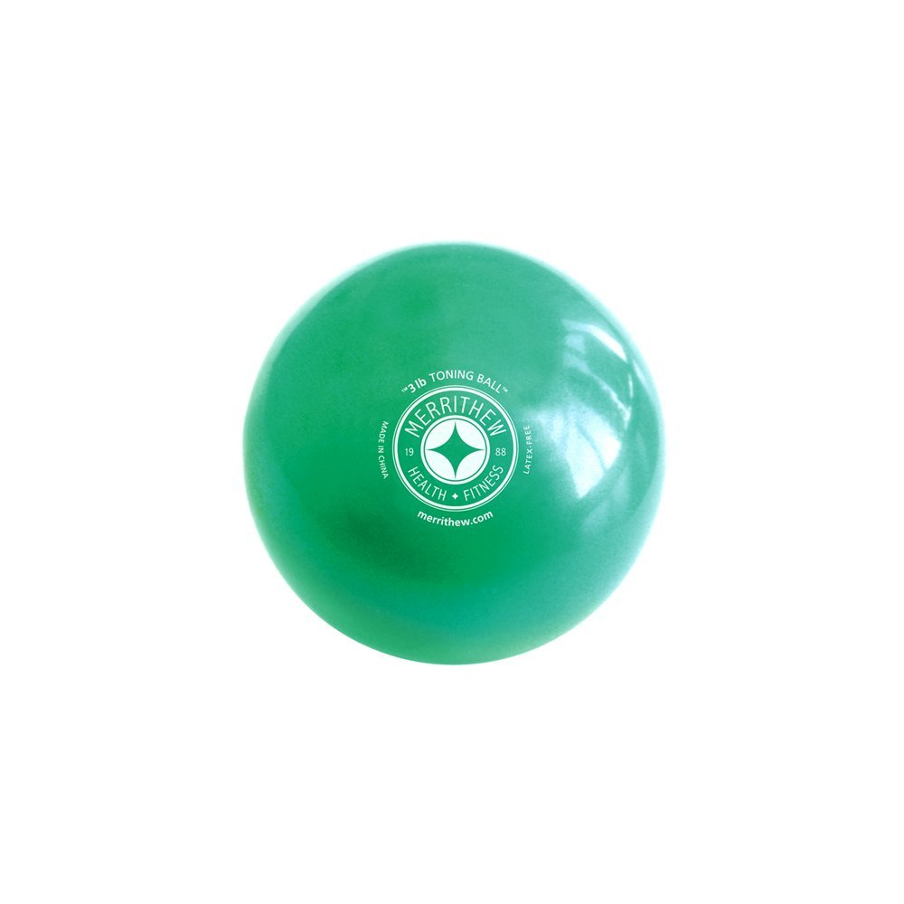 two weighted balls [2-4lbs]