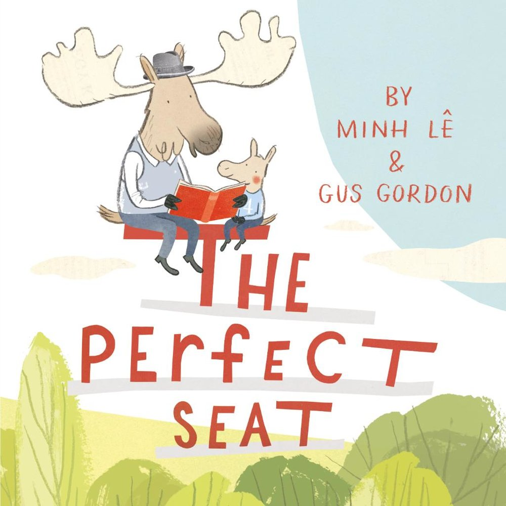 The Perfect Seat (Coming from Disney-Hyperion, November 2019)