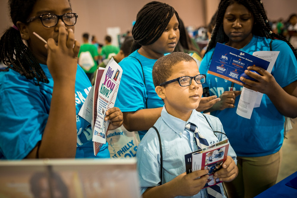 Visit with Community Organizations - Many Philadelphia organizations will be at the Fair to answer questions and share resources with the community. See who is attending here!