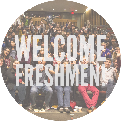 CHECK OUT OUR WELCOME EVENTS!