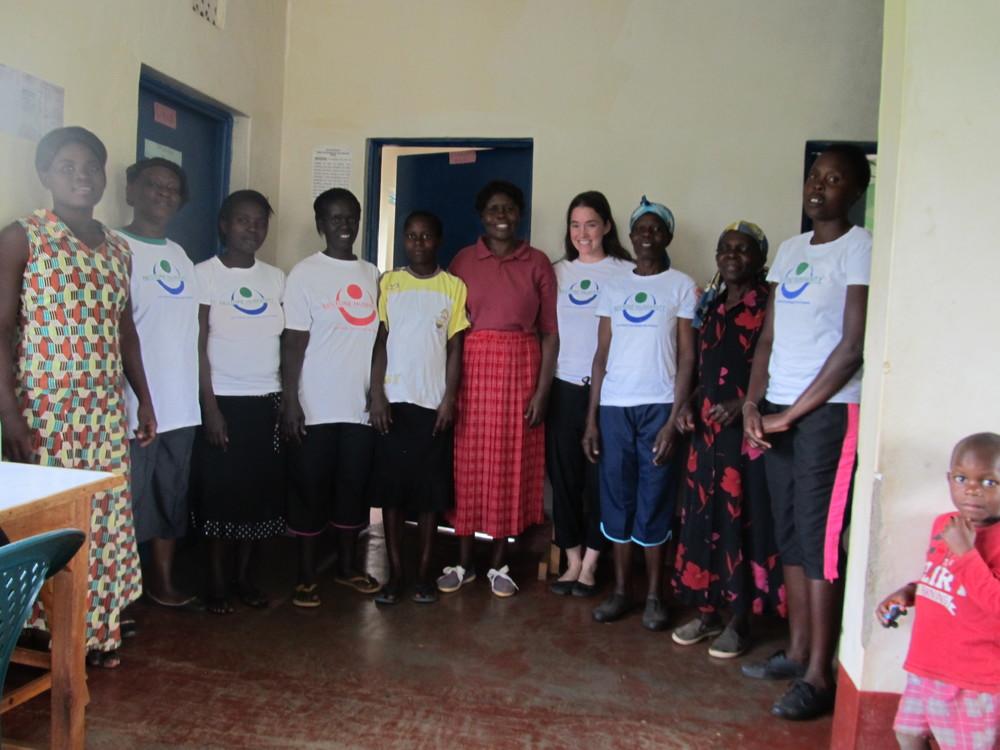 The ladies of the JCO Children Center