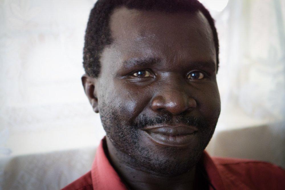Patrick Lumumba RH Scholars/JCO Graduate Coordinator   Based in Kenya