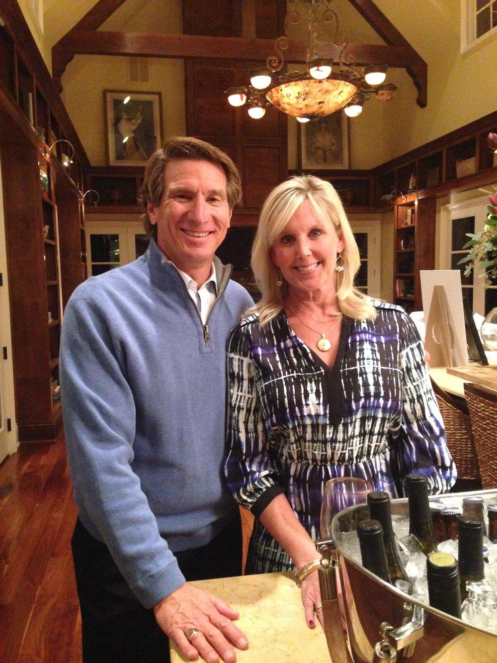 Dr. Scott & Leslie Bailey