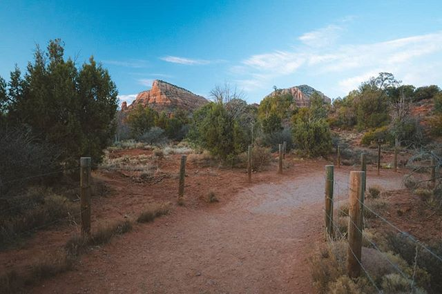 Well since .01% of you liked my last post how about a Sedona landscape?