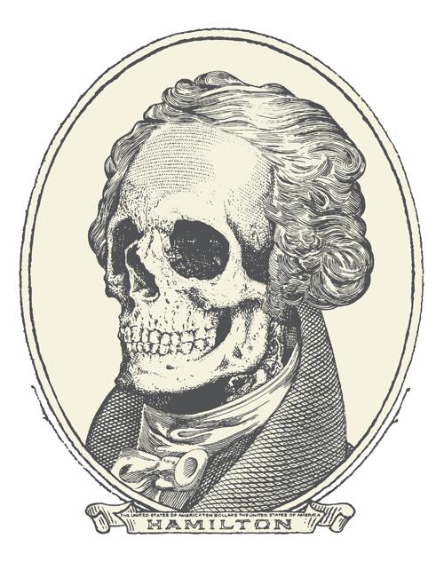 "DEAD WHITE GUY ""HAMILTON"""