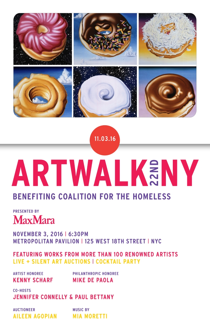 ARTWALKNY 22nd ANNIVERSARY