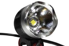 Magicshine MJ-808E bicycle light.