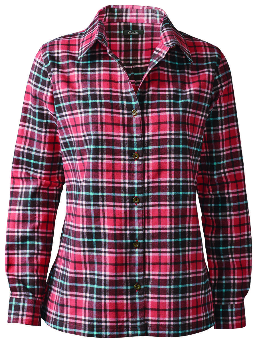 Men's and Women's Super Soft Flannel (Women's pictured)