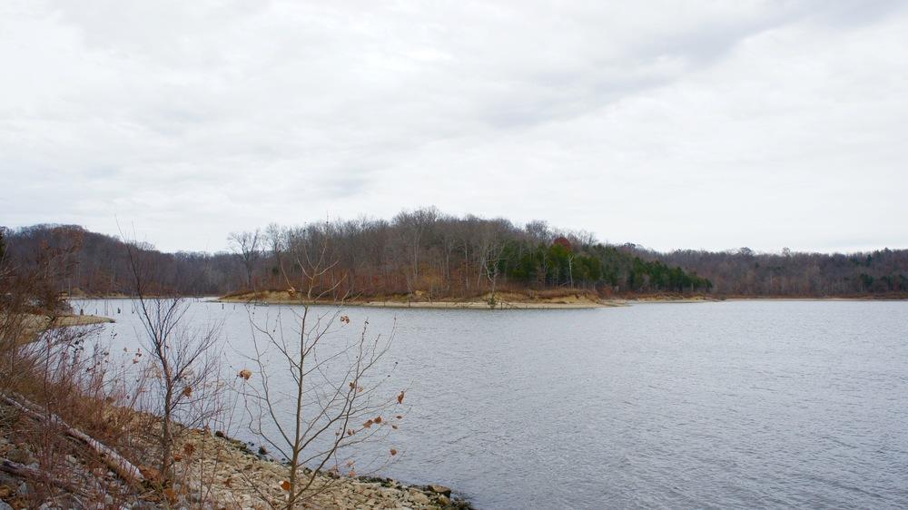 Harsha Lake, East Fork State Park.