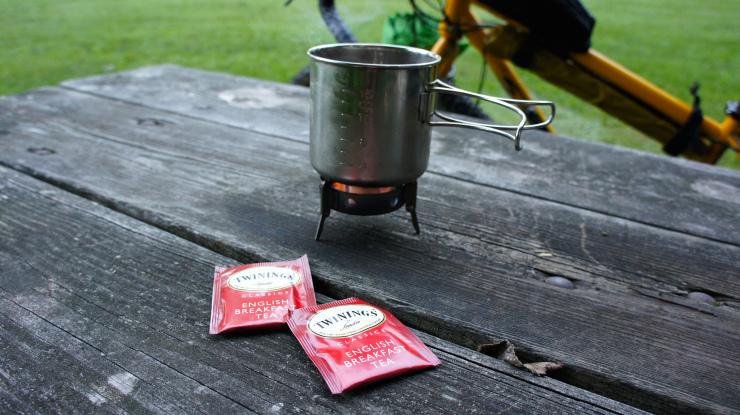 English Breakfast Tea.