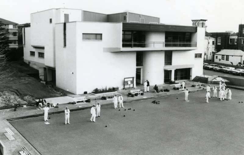 Bowls at Stanmore