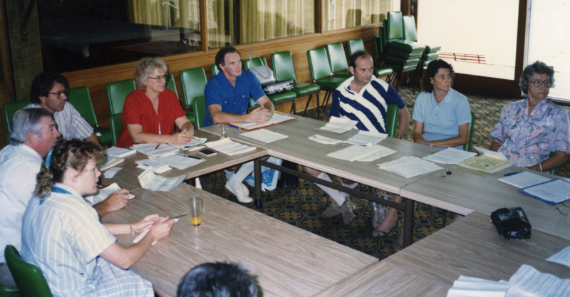 NSW Council of the Deaf meeting