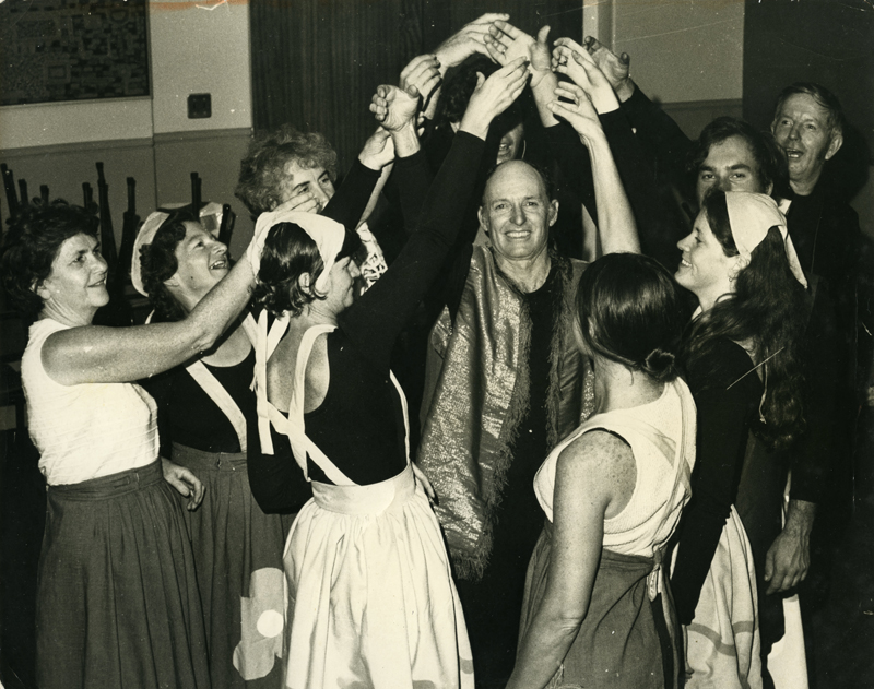 NSW Theatre of the Deaf in 1973