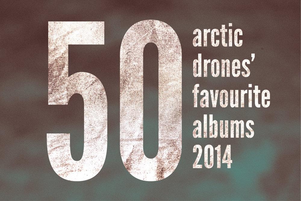 Arctic Drones' favourite albums of 2014 - Hanan // Sonder
