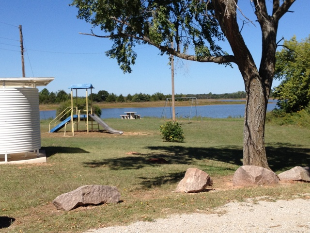 Lake Number 2 Park - Shawnee OK.JPG