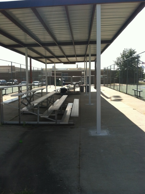Paul Duffield Tennis Complex Courts - Shawnee OK (2).JPG