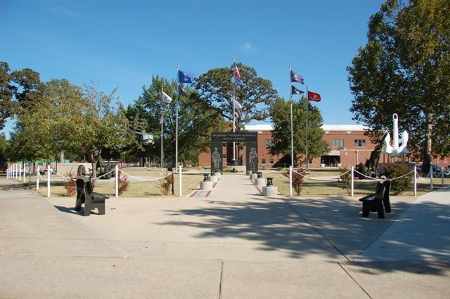 Veterans Memorial Park - Shawnee OK (6).JPG