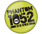 Phantom 105.2 logo