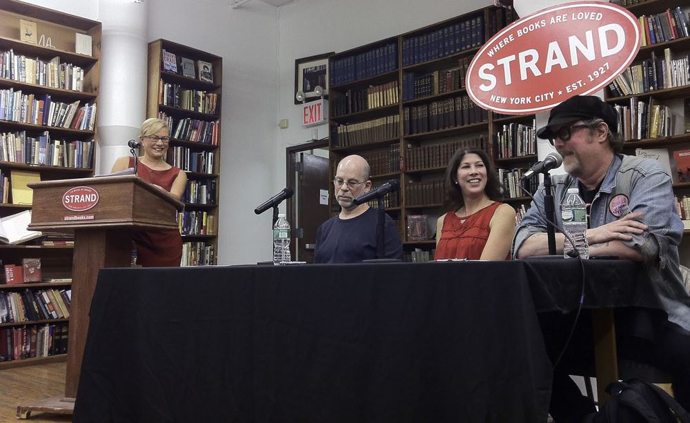 The Strand Book Store Panel